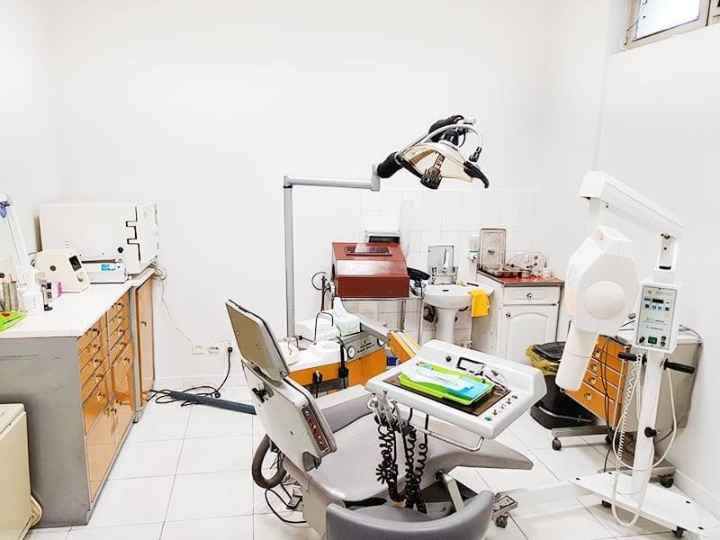دندانپزشکی درمانگاه خیریه مهینیه
